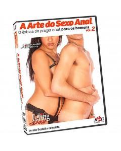 DVD A ARTE DO SEXO ANAL VOLUME 2 foto 1