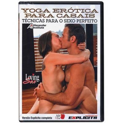 DVD YOGA ERÓTICA PARA CASAIS foto 1