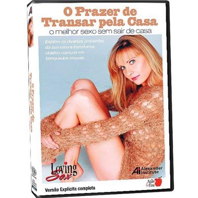 DVD O PRAZER DE TRANSAR PELA CASA foto 1