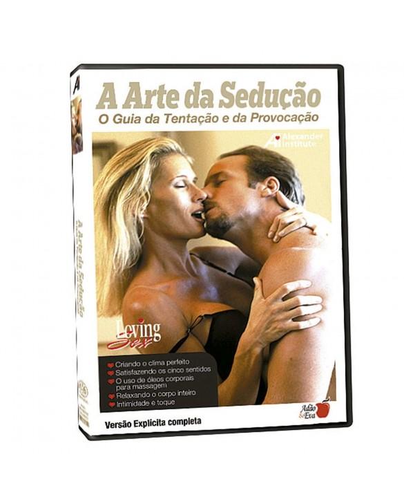 DVD A ARTE DA SEDUÇÃO foto 1