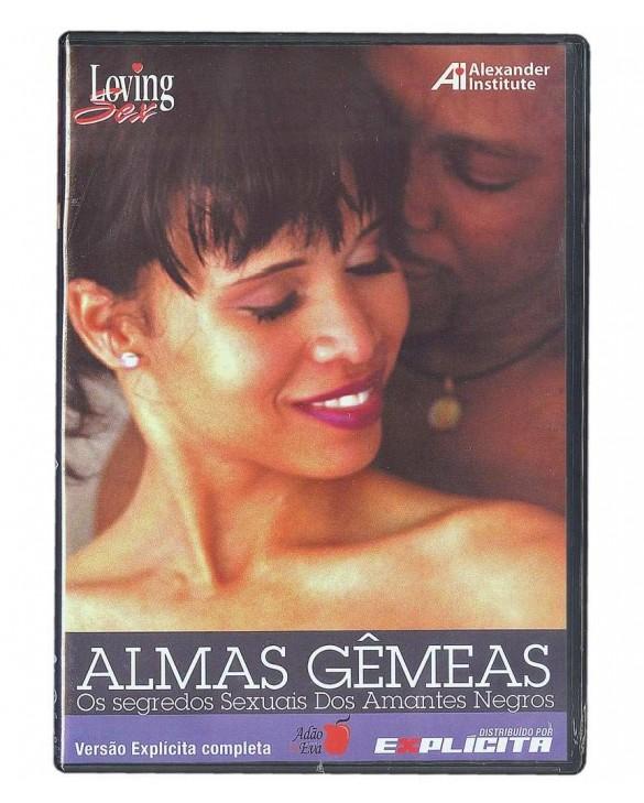 DVD ALMAS GÊMEAS - OS SEGREDOS SEXUAIS DOS AMANTES foto 1