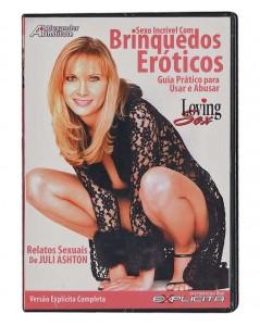DVD SEXO INCRÍVEL COM BRINQUEDOS ERÓTICOS foto 1