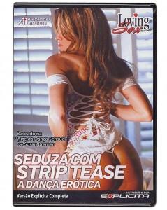 DVD SEDUZA COM STRIP TEASE A DANÇA ERÓTICA foto 1