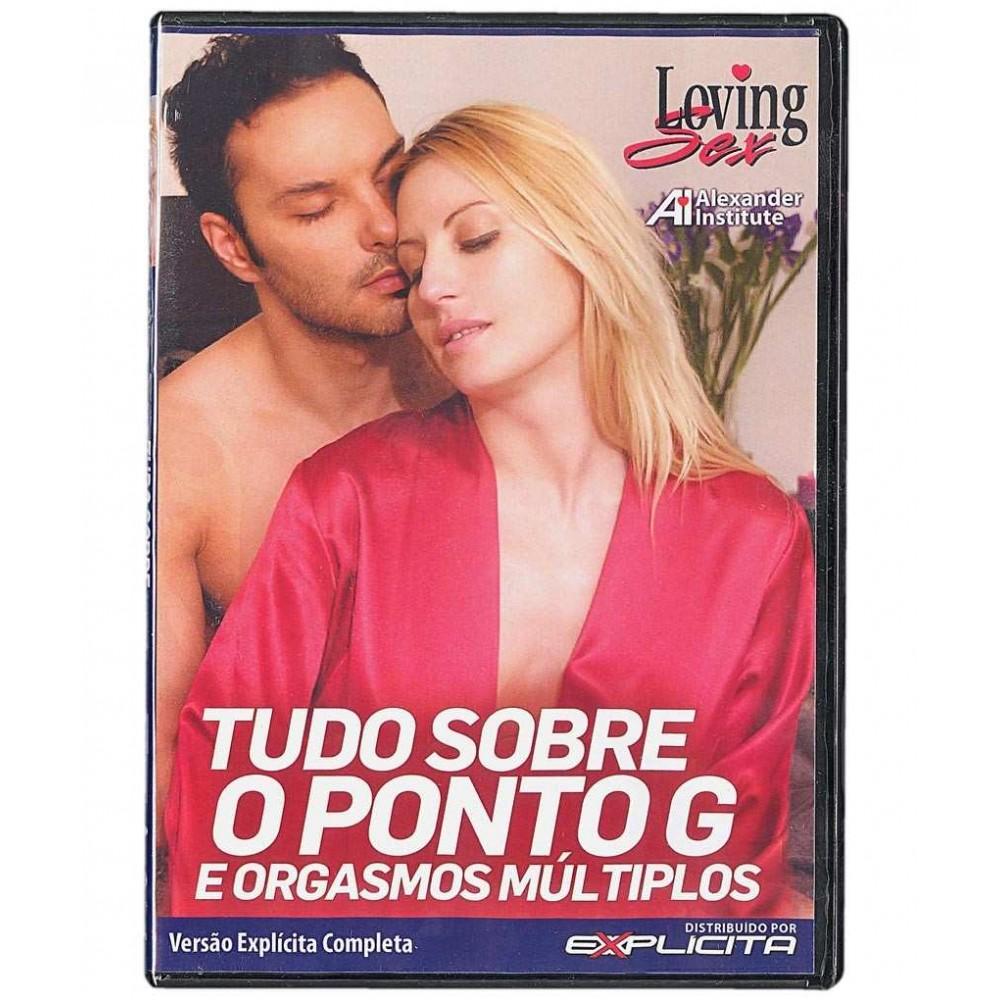 DVD TUDO SOBRE O PONTO G E ORGASMOS MÚLTIPLOS foto 1