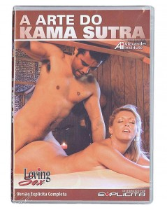DVD A ARTE DO KAMA SUTRA foto 1