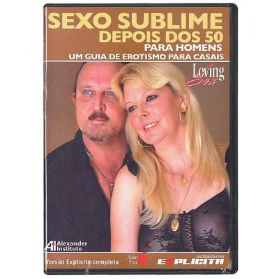 DVD SEXO SUBLIME DEPOIS DOS 50 - PARA HOMENS foto 1