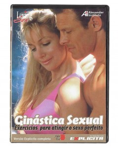 DVD GINÁSTICA SEXUAL foto 1