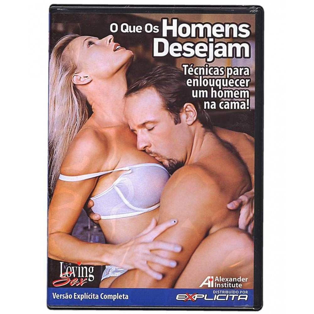 DVD O QUE OS HOMENS DESEJAM foto 1