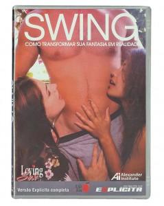 DVD SWING COMO TRANSFORMAR SUA FANTASIA EM REALIDADE foto 1
