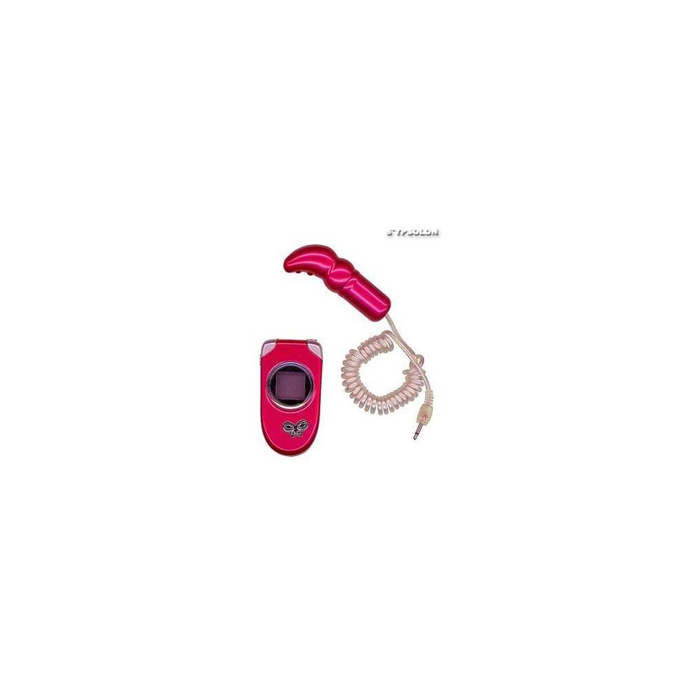 CÁPSULA EROTIC PHONE COM CONTROLE REMOTO SEM FIO foto 1