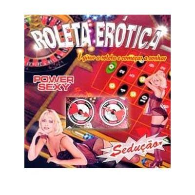 ROLETA ERÓTICA SEDUÇÃO foto 1