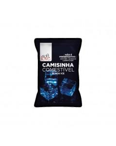 CAMISINHA COMESTÍVEL BLACK ICE foto 1