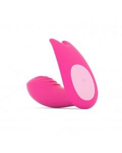 Vibrador Feminino Estimulador de Clitoris e Ponto G - foto 1