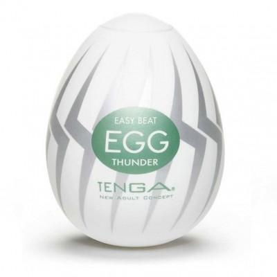 Ovo Tenga Egg Original Thunder Masturbador Masculino