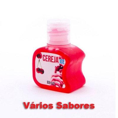 GEL ICE QUE ESFRIA SOFT LOVE 30ML SABORES DIVERSOS - foto 1