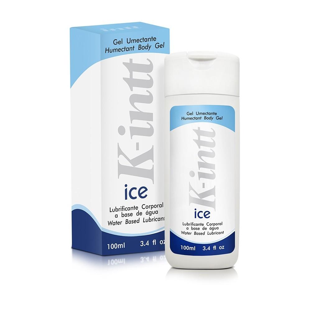 LUBRIFICANTE K-INTT ICE QUE ESFRIA 100ML