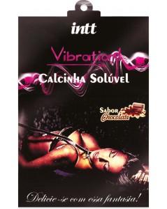 CALCINHA LAMBÍVEL VIBRATÓRIA INTT COM SABORES foto 1