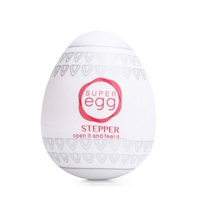 Ovo Masturbador Masculino Silicone Egg Stepper
