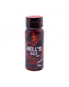 ENERGÉTICO HELLS SEX MAN 60ML foto 1