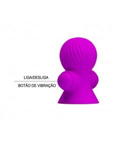 SUGADOR DE SEIOS RECARREGÁVEL COM 12 MODOS VIBRÁTORIOS foto 3