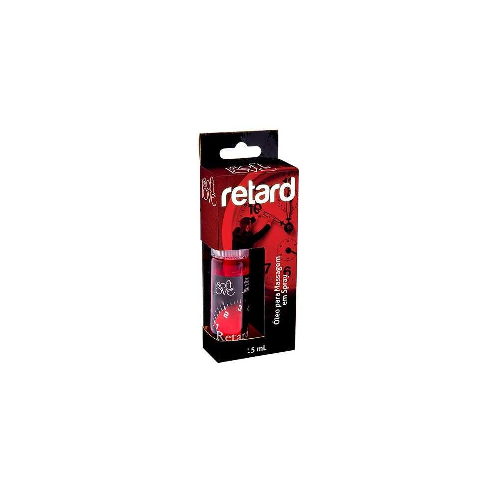 RETARD RETARDANTE JATO 15ML foto 1