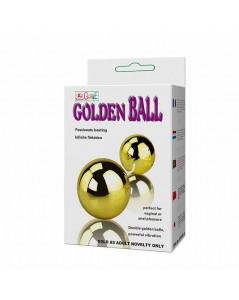 GOLDEN BALLS DE 35MM PARA POMPOARISMO COM VIBRADOR VARIÁVEL foto 2