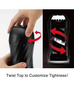 TENGA AIR-TECH TWIST RED TICKLE foto 4